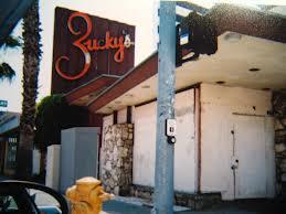 Zucky's Deli where the legends ate in the 1970's