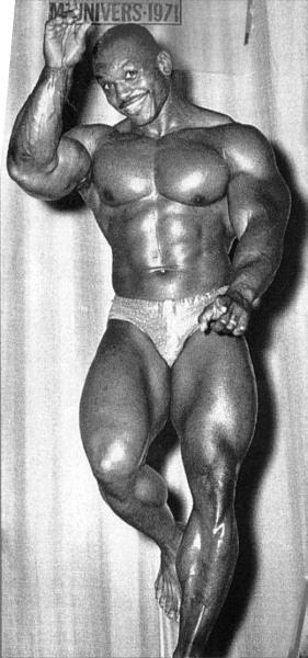 Classic Sergio Oliva